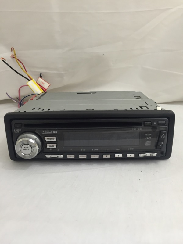 ECLIPSE Car Audio CD1000