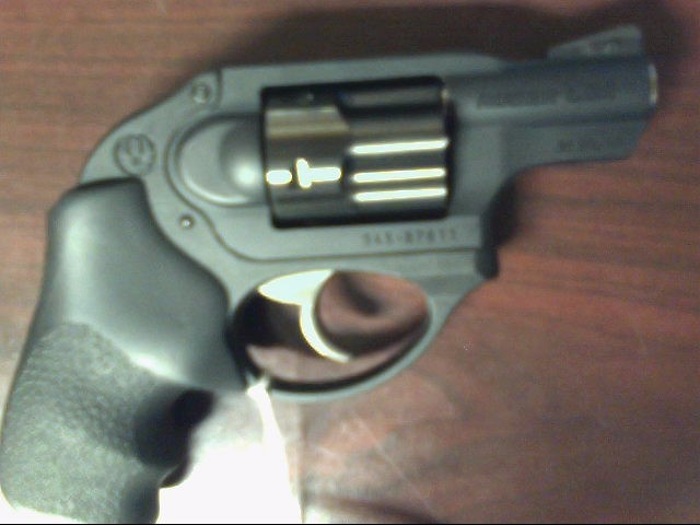 RUGER Revolver LCR 38 SPECIAL + P