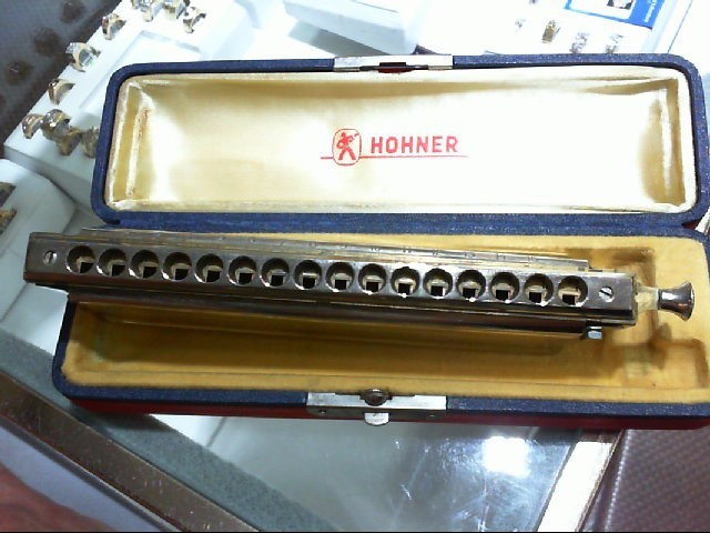 HOHNER Harmonica THE 64 CHROMONICA PROFESSIONAL MODEL