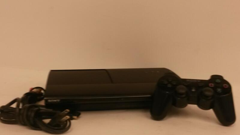 !!!***Check This Out***!!! SONY PlayStation 3 SYSTEM - 250GB - CECH-4001B