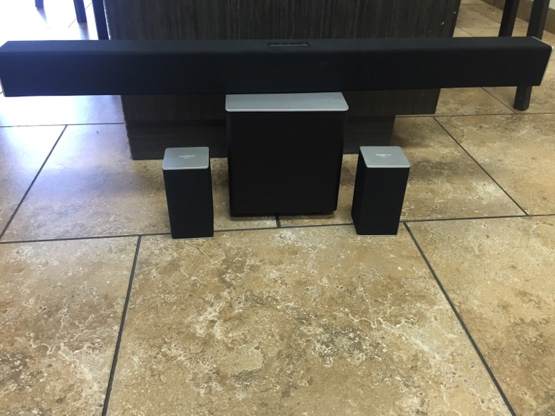 VIZIO Surround Sound Speakers & System SB3851-C0
