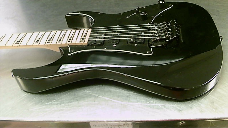 IBANEZ ELECTRIC GUITAR RG350MDX BLK
