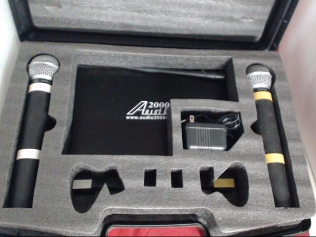 AUDIO 2000 Microphone AWR6012U