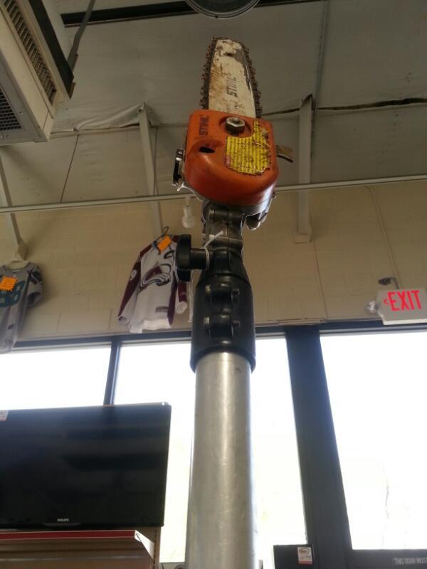STIHL Chainsaw HT101
