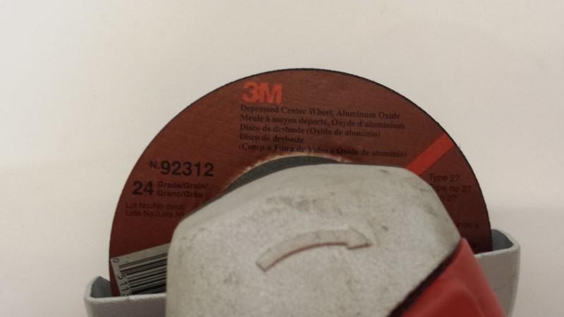 METABO Bench Grinder W8-115