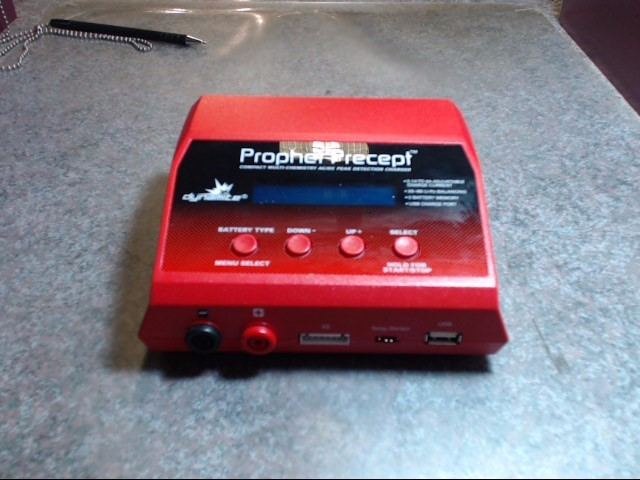 HORIZON HOBBY Battery/Charger PROPHET PRECEPT
