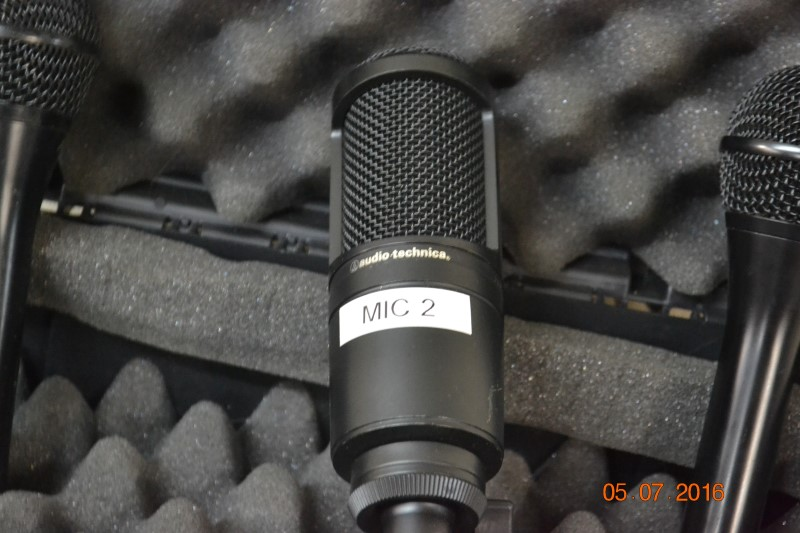 AUDIO-TECHNICA Microphone P48