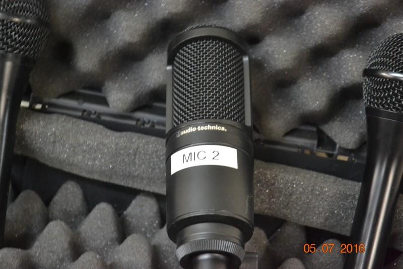 AUDIO-TECHNICA Microphone P48