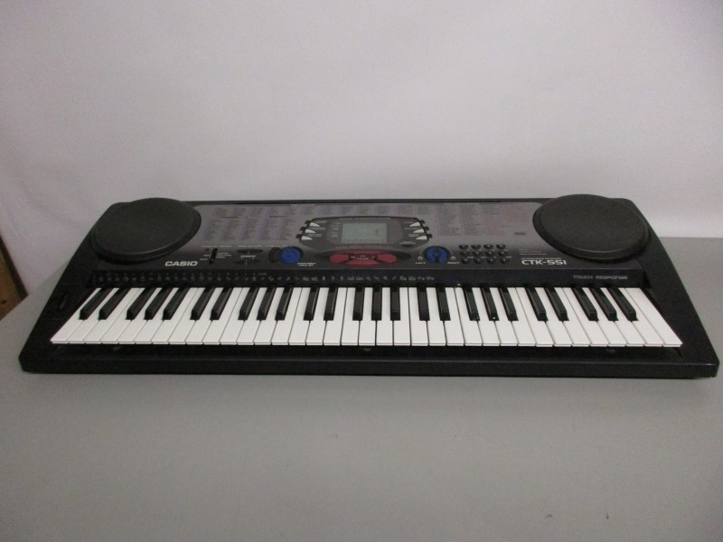 CASIO CTK-551 61-KEY KEYBOARD