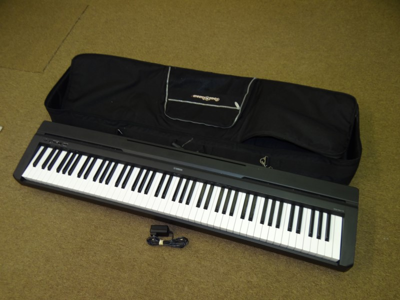 Yamaha P Series P-35B 88-Key Digital Piano with power adapter