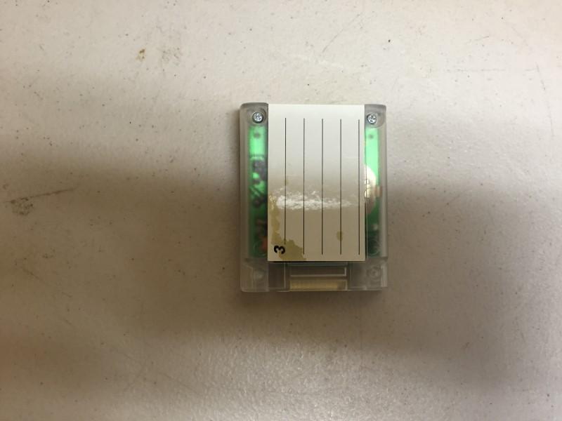 NINTENDO N64 MEMORY CARD
