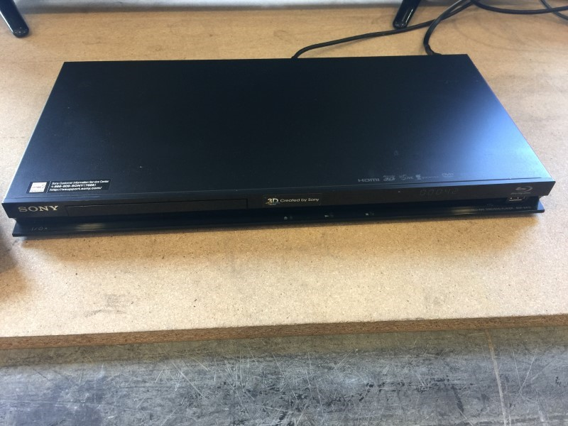 SONY DVD Player BDPS470