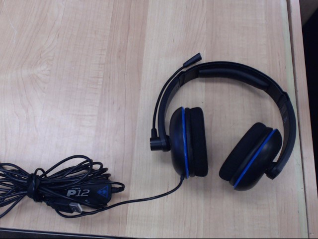 TURTLE BEACH Video Game Accessory EARFORCE P12