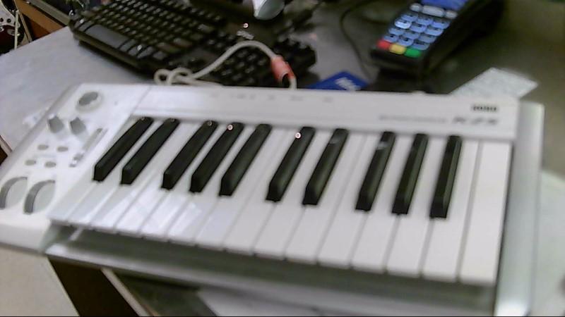 KORG MIDI STUDIO CONTROLLER/KEYBOARD K25