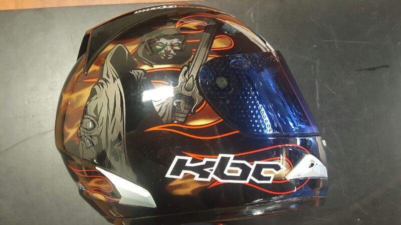 KBC ROAD WARRIOR HELMET