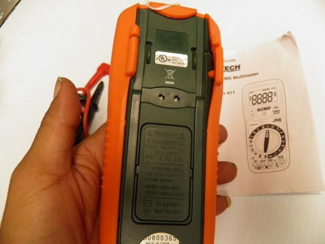 Extech Instruments Multimeter