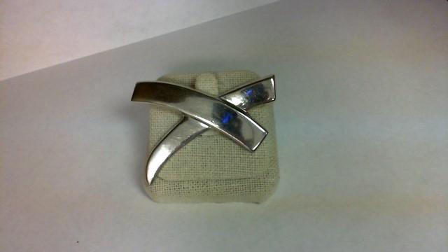 Silver Brooch 925 Silver 9.6g