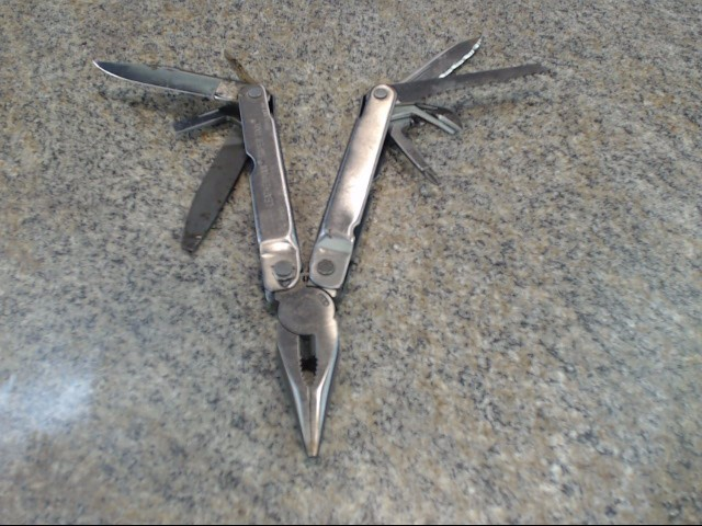 LEATHERMAN Pocket Knife SUPERTOOL 300