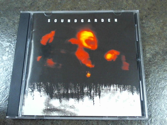 SOUNDGARDEN CD SUPER UNKNOWN