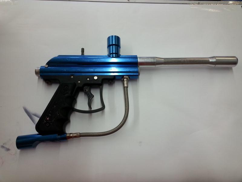 Tritton Paintball Gun