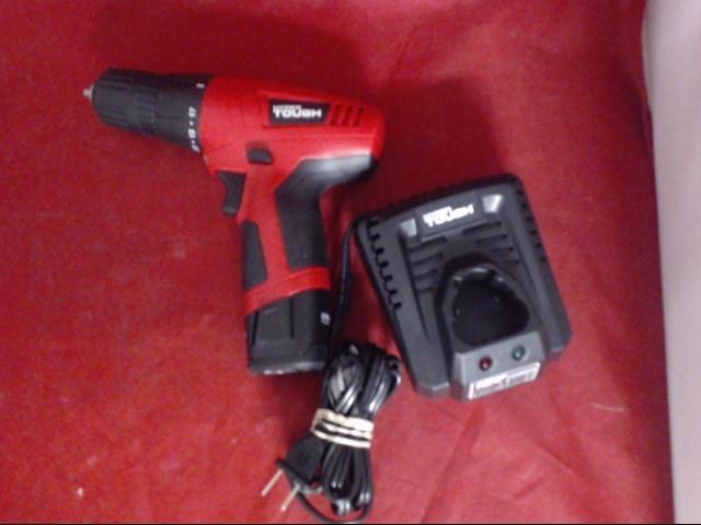 HYPER TOUGH Cordless Drill 12-VOLT DRILL