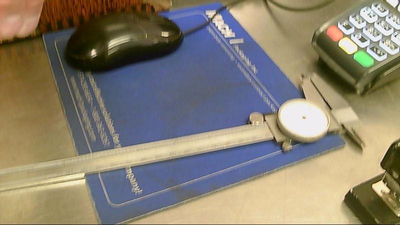 MITUTOYO Hand Tool 500-644-50