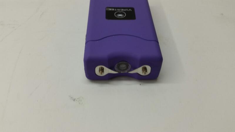 Vipertek Model: VTS-880 Handheld Taser (Purple)