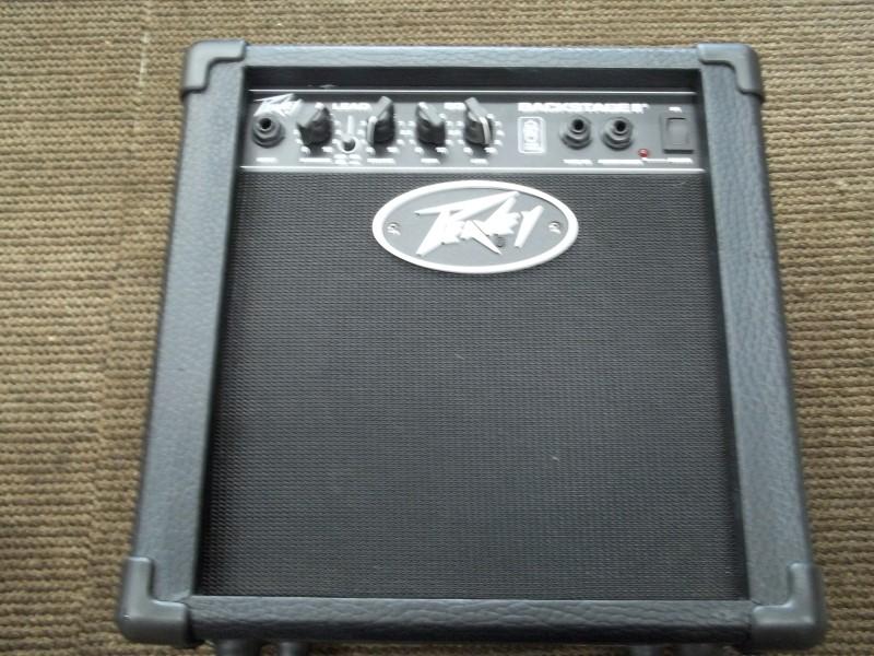 PEAVEY GUITAR AMP BACKSTAGE II