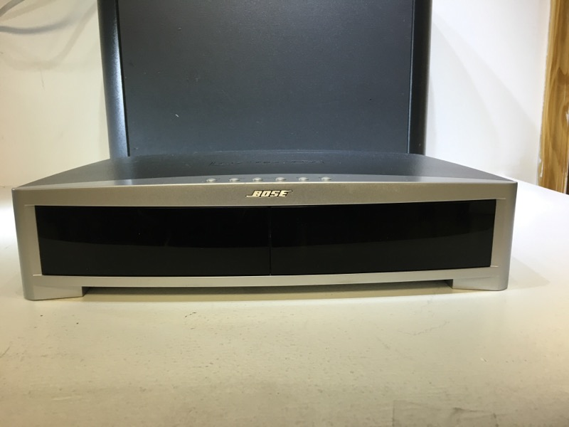 Bose AV3-2-1II Surround Sound DVD Media Center w/ Powered Subwoofer
