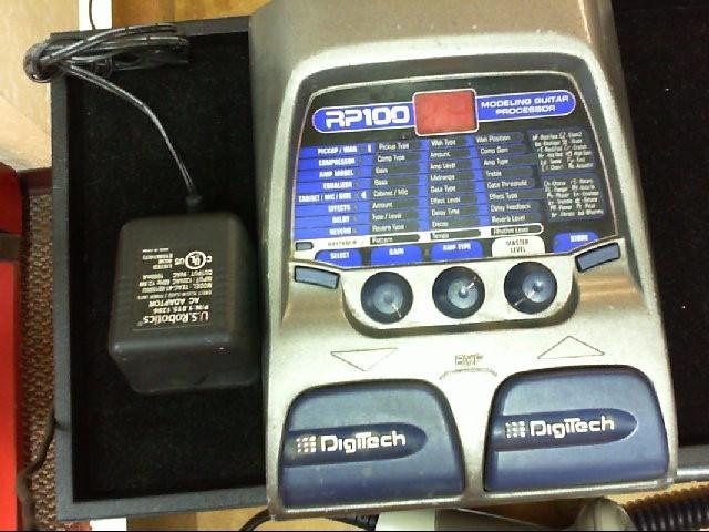 DIGITECH Effect Equipment RP100 MULTI-EFFECTS