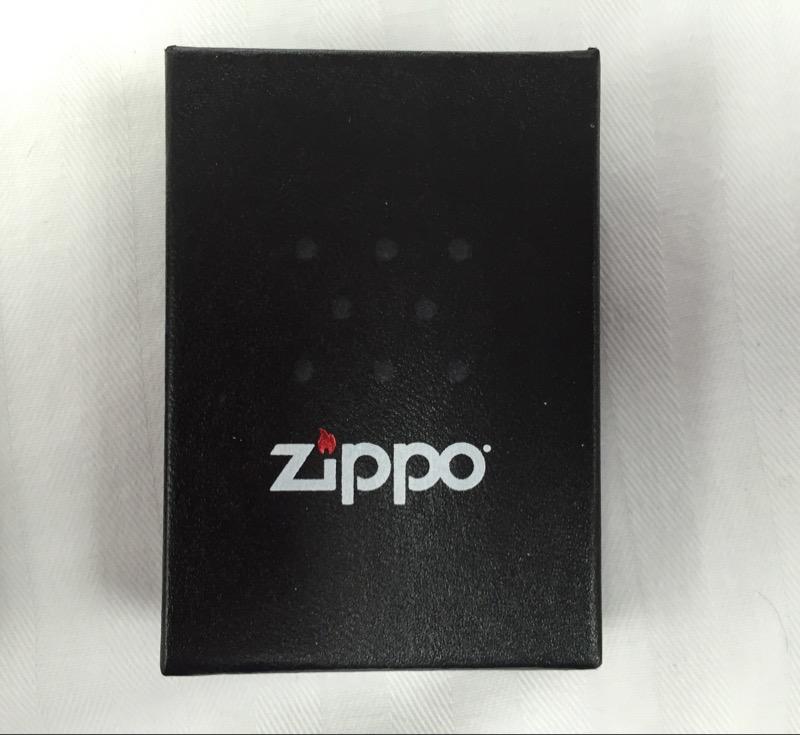 ZIPPO STAINLESS STEEL LIGHTER