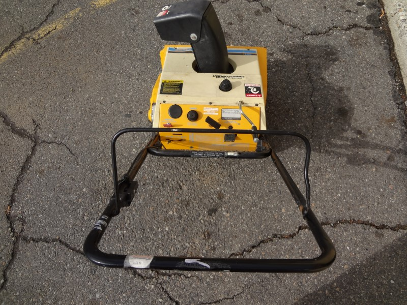 CUB CADET 180314/321 SNOW THROWER **1994 MODEL**