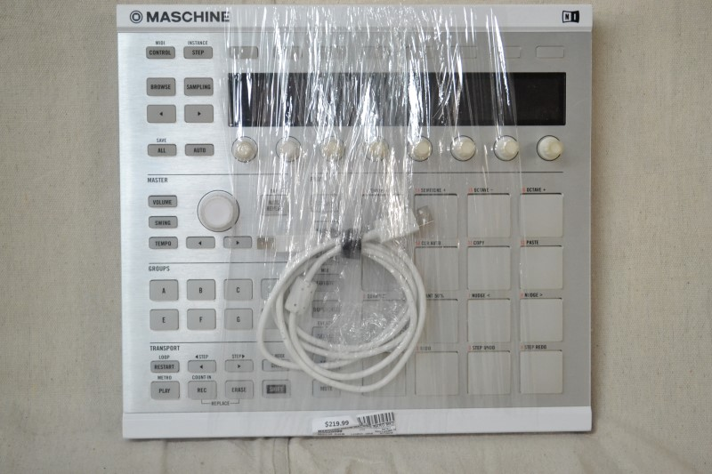 MASCHINE Drum Machine MIKRO MK2