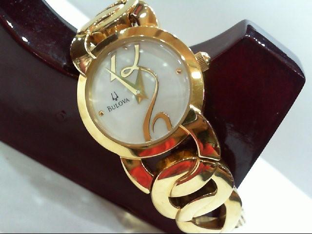 BULOVA Gent's Wristwatch C976933