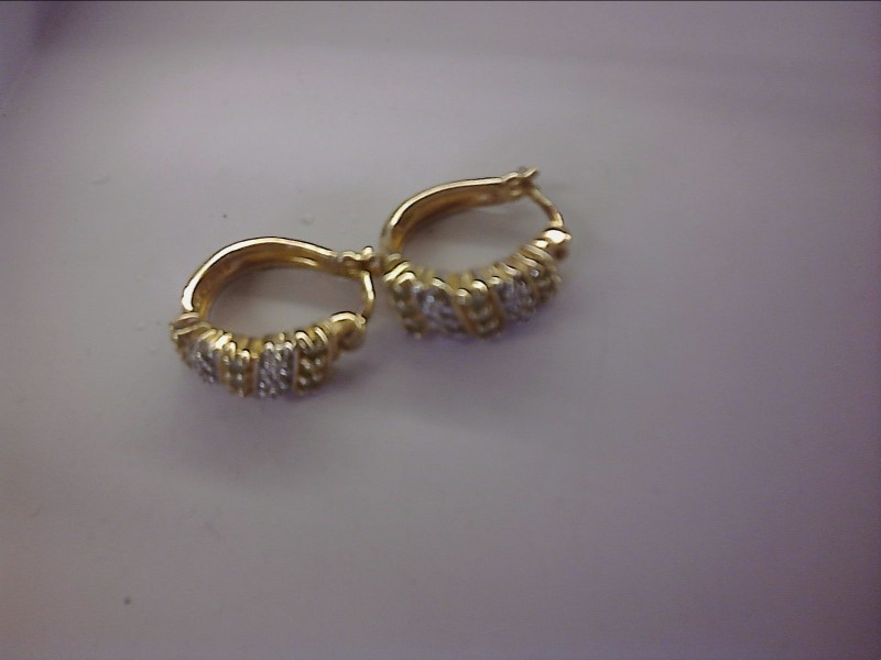 earrings/emerald/diamond