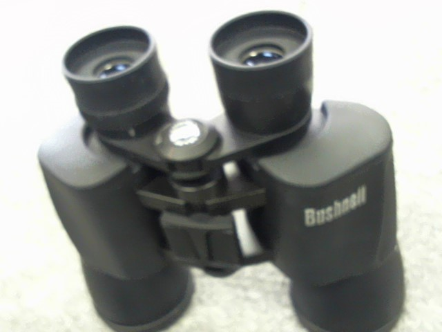 BUSHNELL Binocular/Scope POWERVIEW 10X50 BLACK
