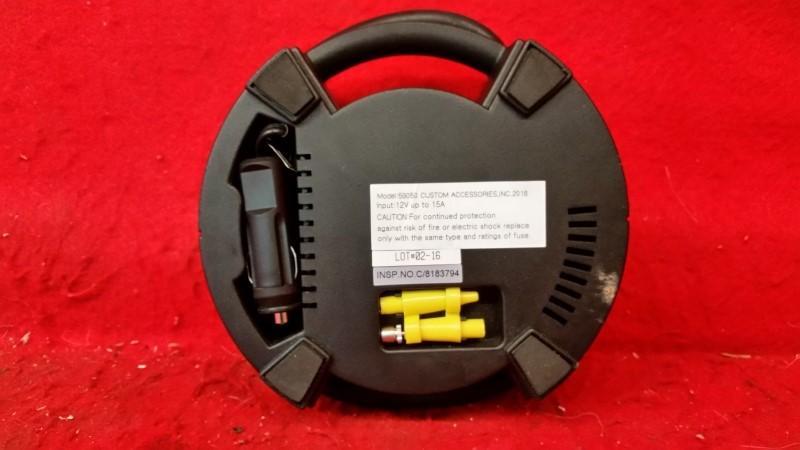 Mobile Air Compressor - Fits Cigarette Lighter