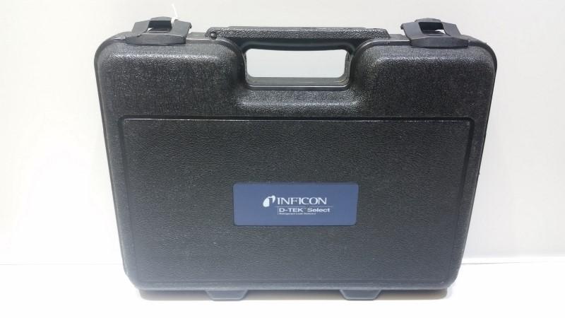 Inficon D-TEK Select Refrigerant Leak Detector w/ Case