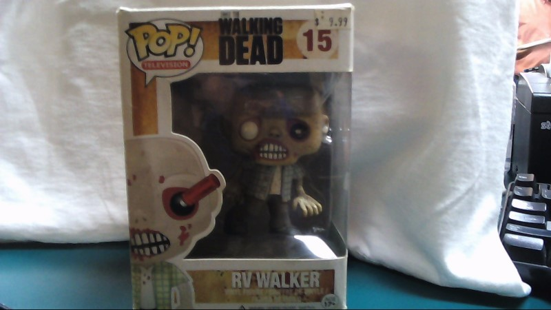 WALKING DEAD TOYS-Funko Pop Rv Walker 15