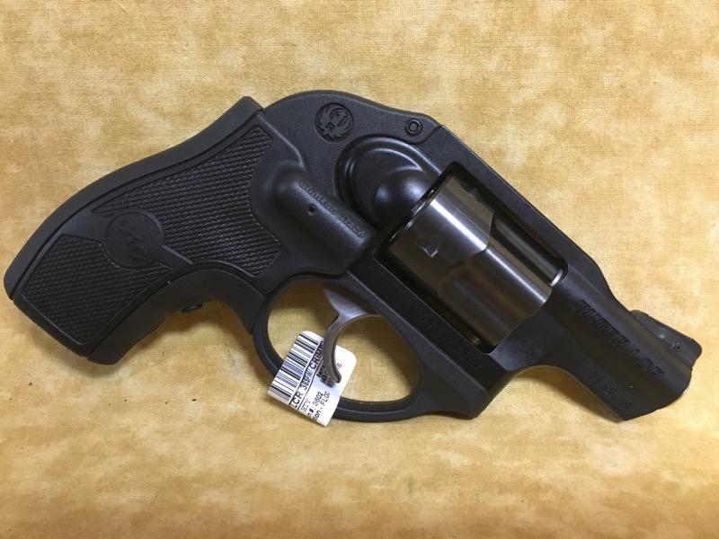 RUGER Revolver LCR 38SP W/ CRIMSON TRACE LCR 38SP W/ CRIMSON TRACE