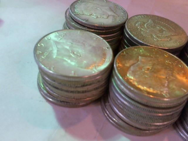 UNITED STATES Silver Coin HALF DOLLAR PRE - 1964