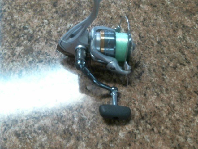 SHIMANO Fishing Reel SAHARA 2500FD SPINNING REEL