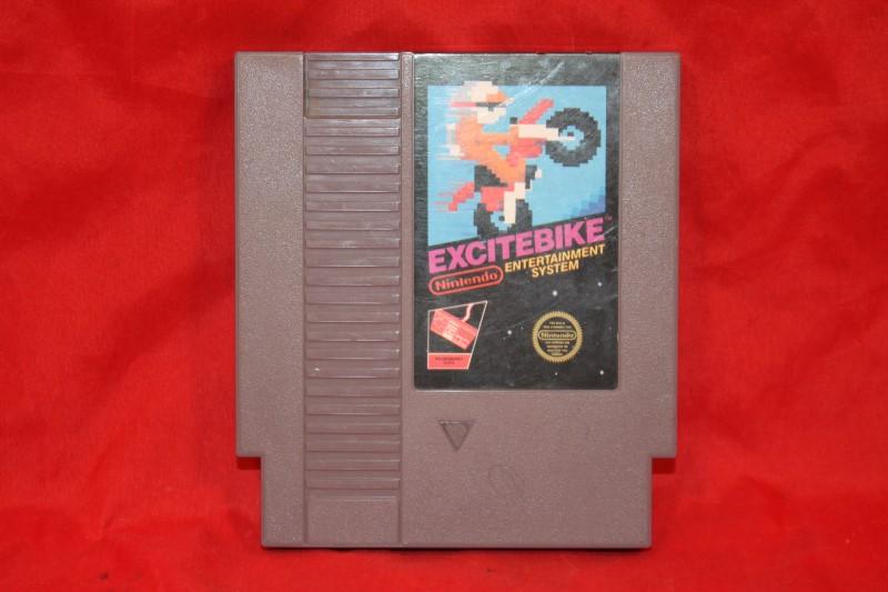 Excitebike (Nintendo NES)
