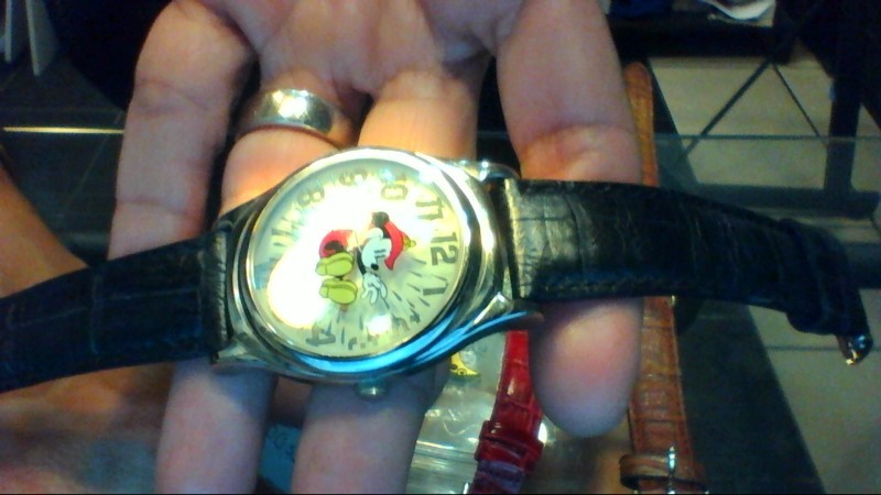 DISNEY Lady's Wristwatch MICKEY MOUSE WATCHES