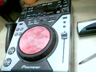 PIONEER ELECTRONICS Other Format CDJ-400