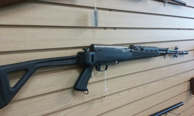 RUSSIA Rifle SKS