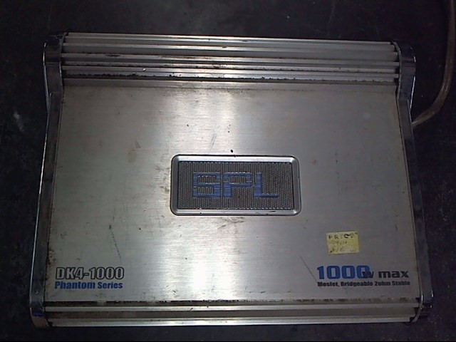 SPL AUDIO Car Amplifier DK4-680