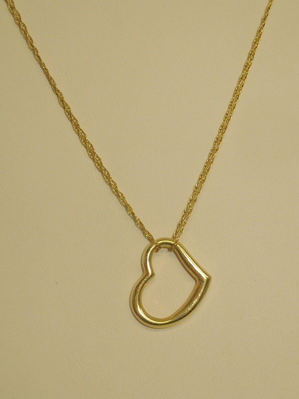 "18"" Gold Fashion Chain 14K Yellow Gold 1.9g"