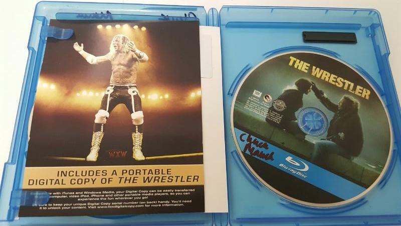 BLU-RAY MOVIE Blu-Ray THE WRESTLER
