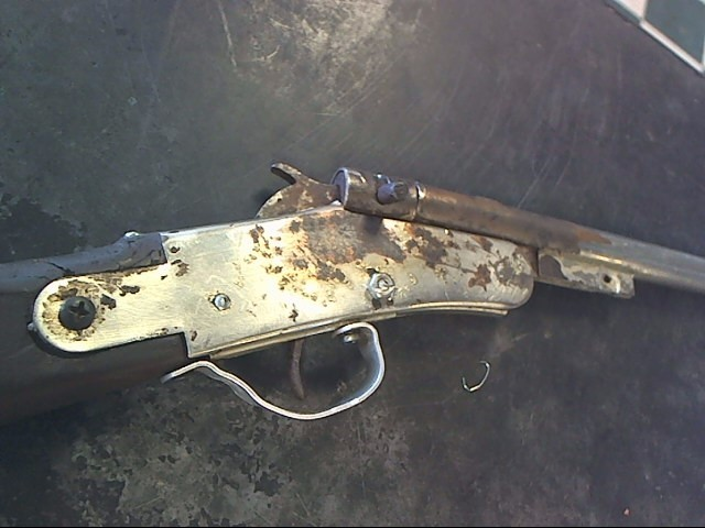 C.J. HAMILTON & SON Rifle THE HAMILTON RIFLE NO 027